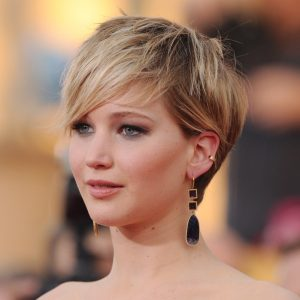 cortes pixie mujer jennifer lawrence